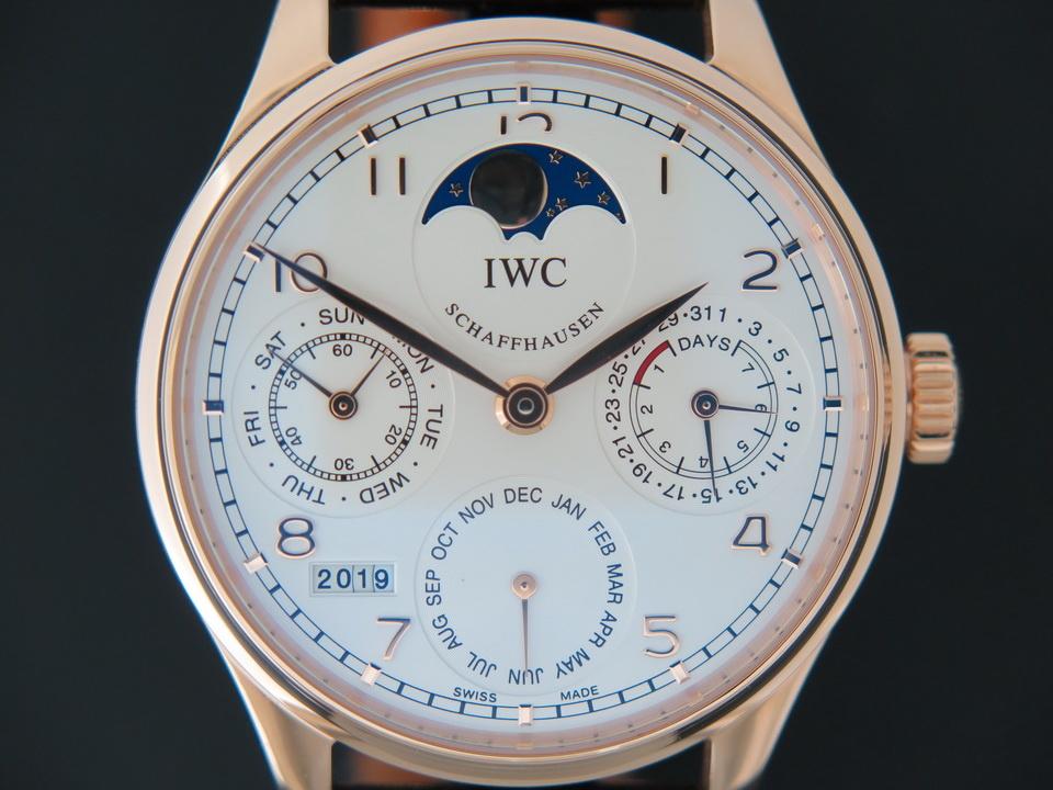 IWC IWC Portuguese Perpetual Calendar IW502306