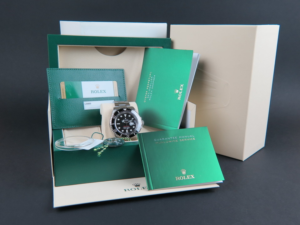 Rolex  Rolex Sea-Dweller 43mm 126600  ''MARK 1''
