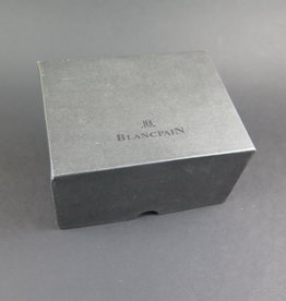 Blancpain Outer box and booklets
