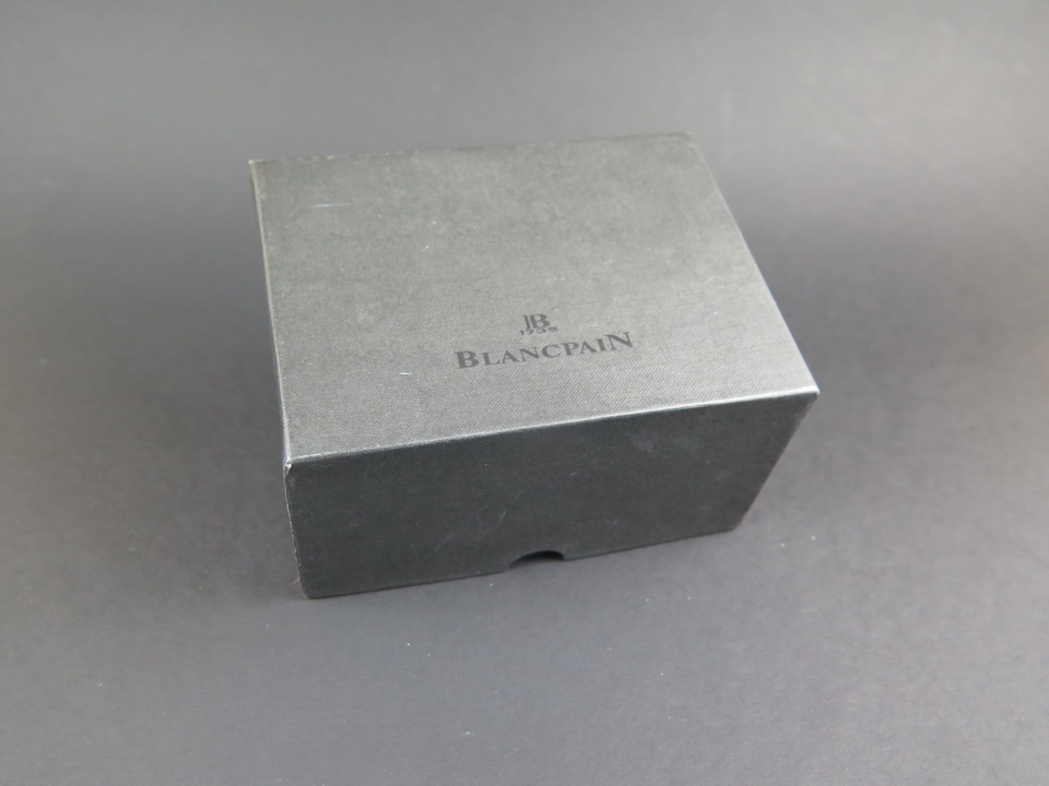Blancpain Blancpain Outer box and booklets