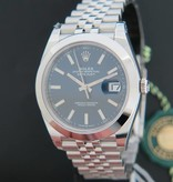 Rolex  Rolex Datejust 41 Blue Dial NEW 126300