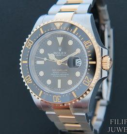 Rolex  Sea-Dweller 43mm Gold/Steel 126603 NEW