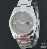 Rolex  Rolex Datejust 41 Slate Roman Dial 126300