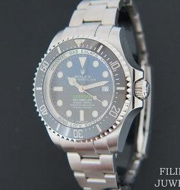 Rolex  Deepsea Sea-dweller Blue 116660