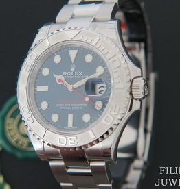 Rolex  Yacht-Master Blue NEW 116622