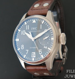 IWC Big Pilot IW500402 White Gold