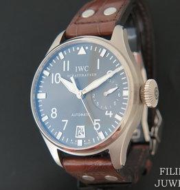 IWC Big Pilot IW500402 White Gold