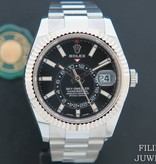 Rolex  Rolex Sky-Dweller 326934 Black Dial NEW