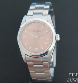 Rolex  Oyster Perpetual Pink Dial 67480