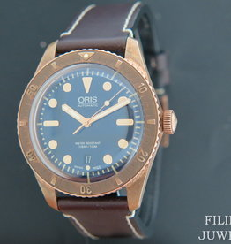 Oris Carl Brashear Bronze LTD