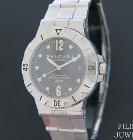 Bulgari Diagono SD38S Automatic