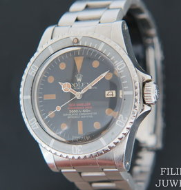 Rolex  Sea-Dweller Double Red Mk4