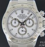 "Rolex  Rolex Daytona White Dial 116520 ""P Series"""