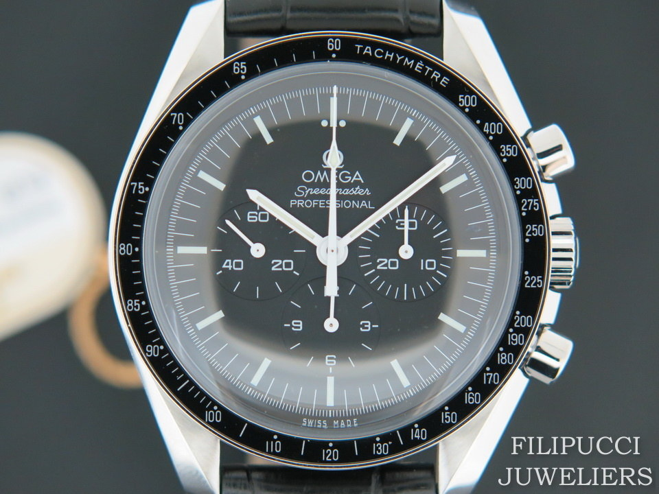 Omega Omega Speedmaster Professional Moonwatch NEW 31133423001001