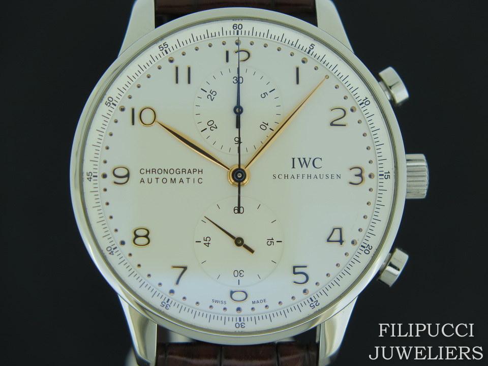 IWC IWC Portugieser Chrono IW371445