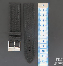 Breitling Kevlar Strap 22-20mm NEW + Breitling Clasp