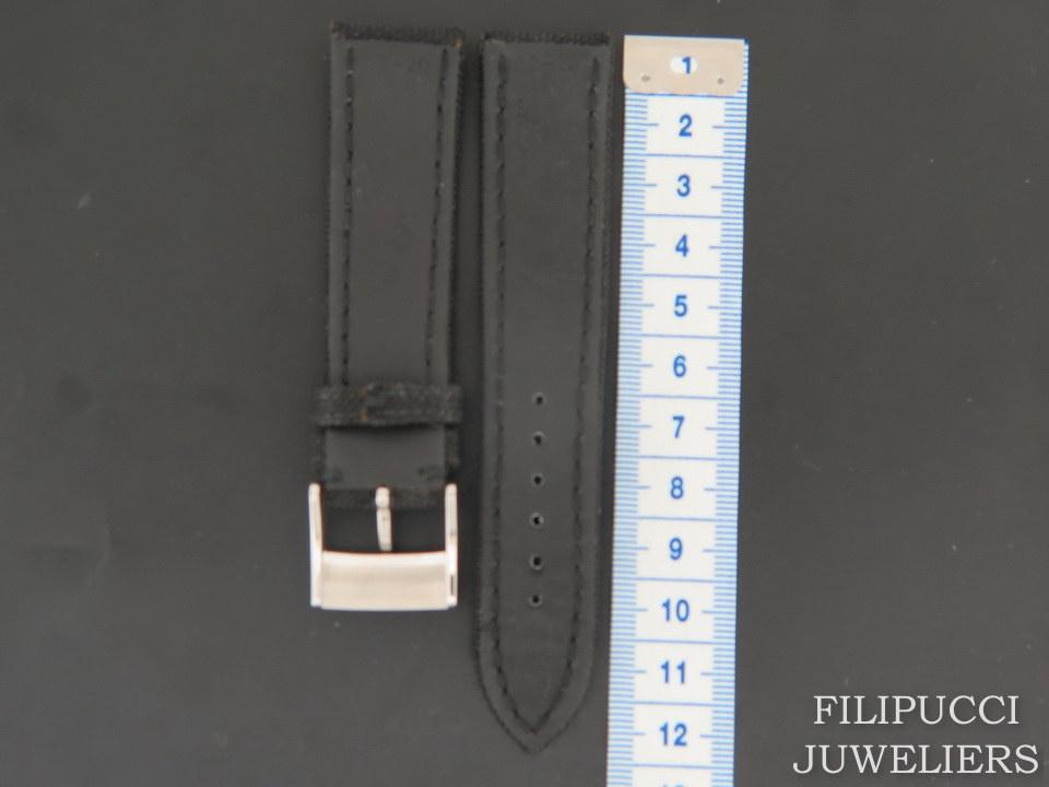 Breitling Breitling Kevlar Strap 22-20mm NEW + Breitling Clasp