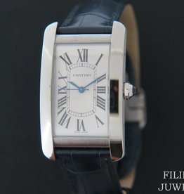 Cartier Tank Americaine WSTA0018 NEW