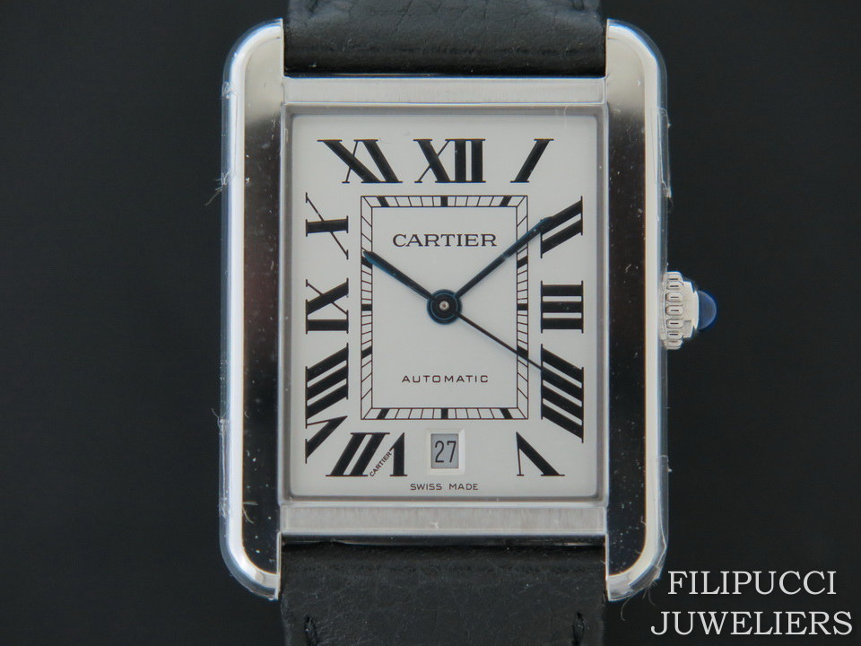 Cartier Cartier Tank Solo XL Automatic WSTA0029 NEW