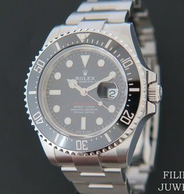Rolex  Sea-Dweller 43mm NEW 126600 WITH STICKERS