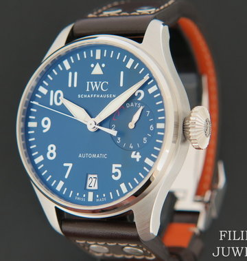 "IWC Big Pilot IW501002 ""Petit Prince"" NEW"