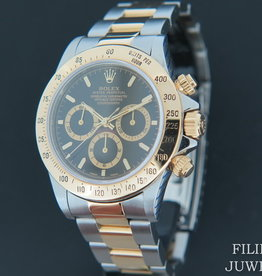 Rolex  Daytona Gold/Steel 16523