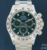 Rolex  Rolex Daytona Yellow Gold 116508  Green Dial NEW