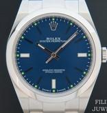 Rolex  Rolex Oyster Perpetual 114300 Blue NEW