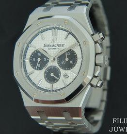 Audemars Piguet Royal Oak Chronograph 26331ST.OO.1220ST.03 Silver Dial