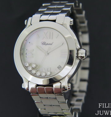 Chopard Happy Sport Diamonds 27/8477