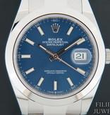 Rolex  Rolex Datejust 41 Blue Dial  126300 NEW