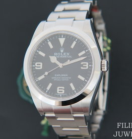 Rolex  Explorer NEW 214270  FULL STICKERS