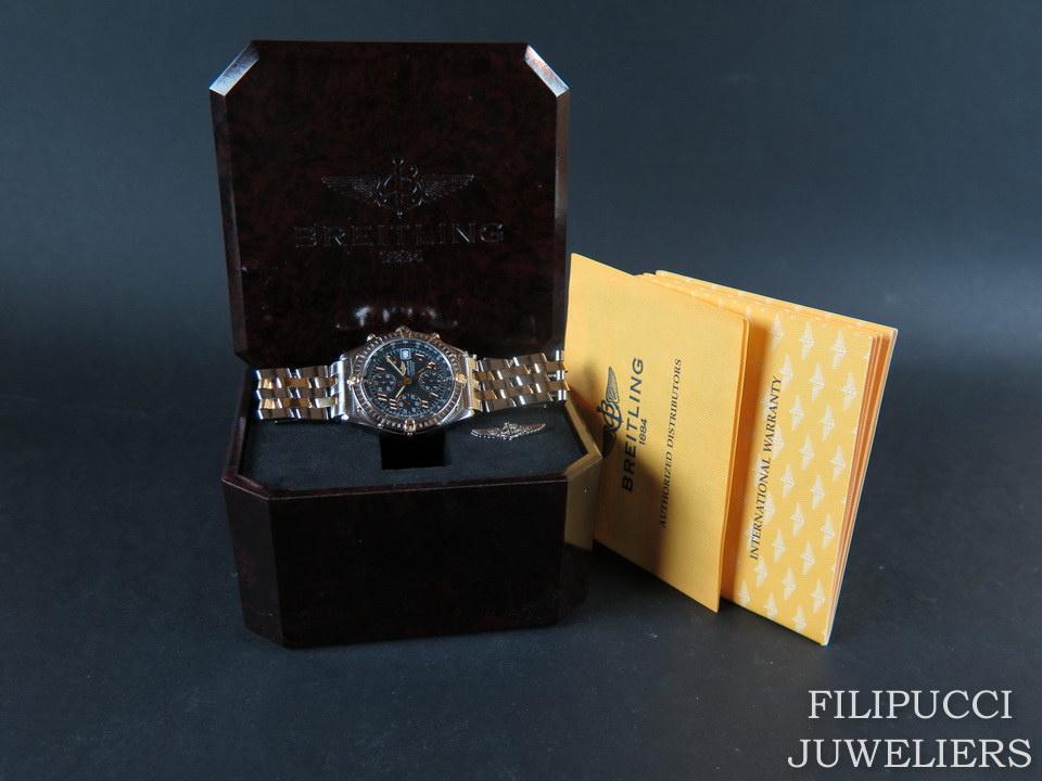 Breitling Breitling Chronomat Gold/Steel B13050