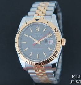 Rolex  Datejust Turn-O-Graph Gold/Steel 116263