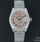 Rolex  Rolex Datejust 178274  Rhodium Dial NEW
