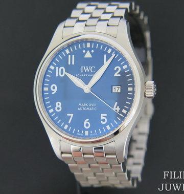 """IWC Pilot's Watch Mark XVIII """"Petit Prince"""" IW327014"""