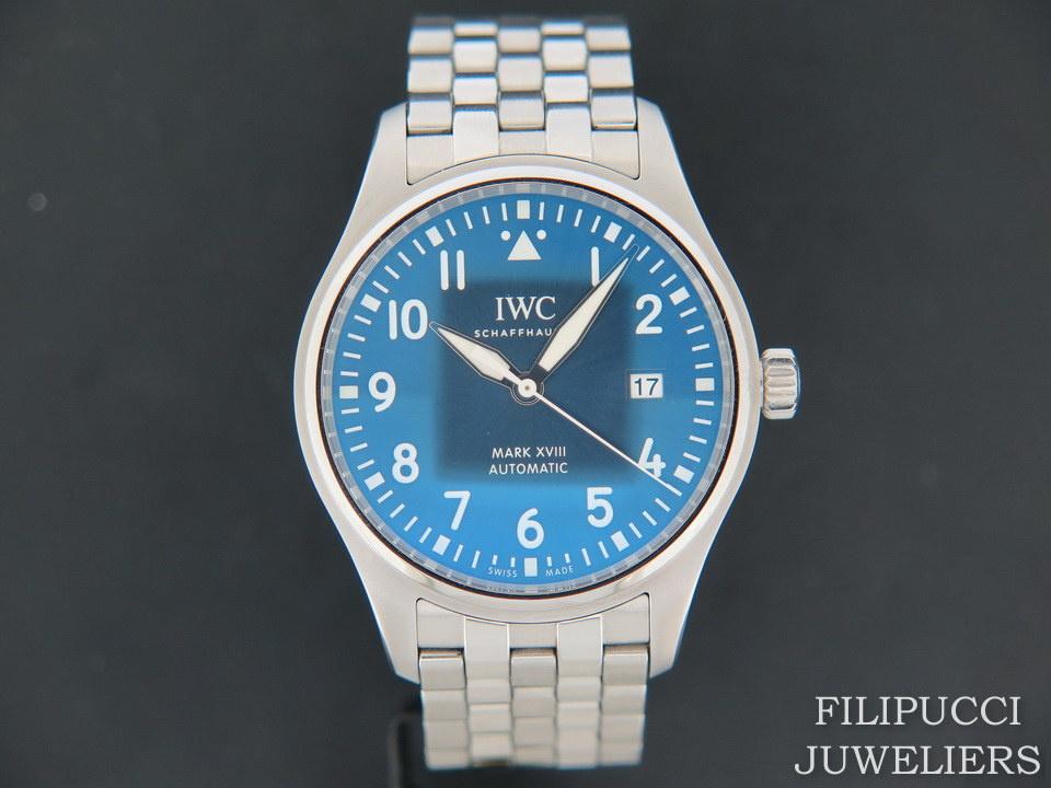 """IWC IWC Pilot's Watch Mark XVIII """"Petit Prince"""" IW327014"""