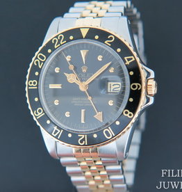 Rolex  GMT-Master Gold/Steel ''Nipple Dial'' 1675