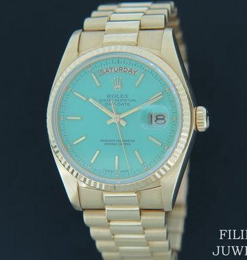 """Rolex  Day-Date 18038 ''Stella Dial"""""""
