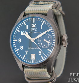 IWC Big Pilot DLC Coated IW5002