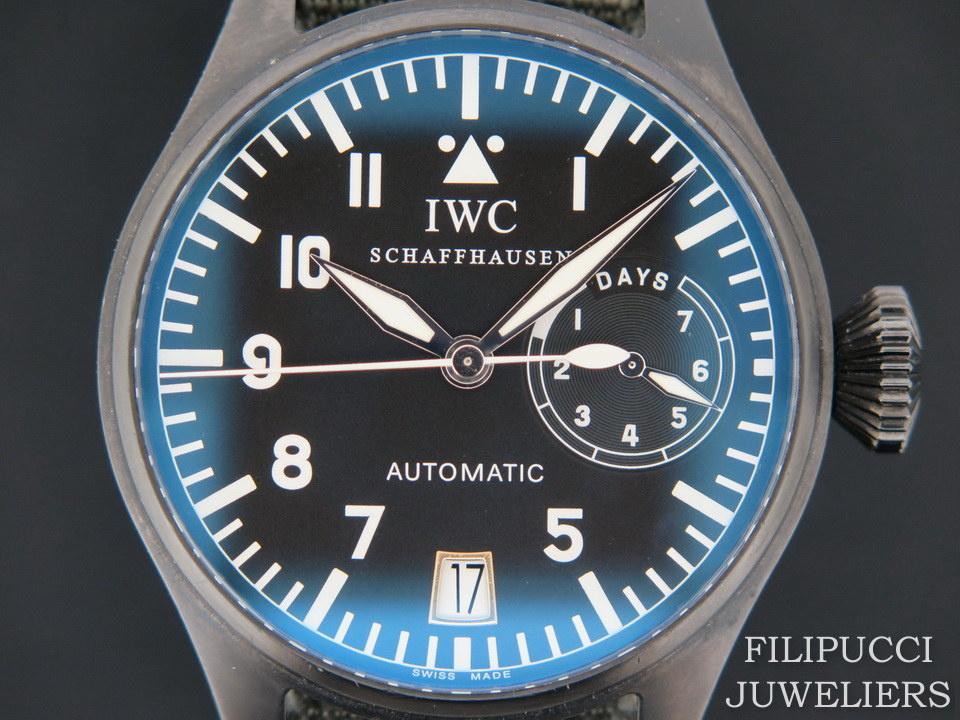 IWC IWC Big Pilot DLC Coated IW5002