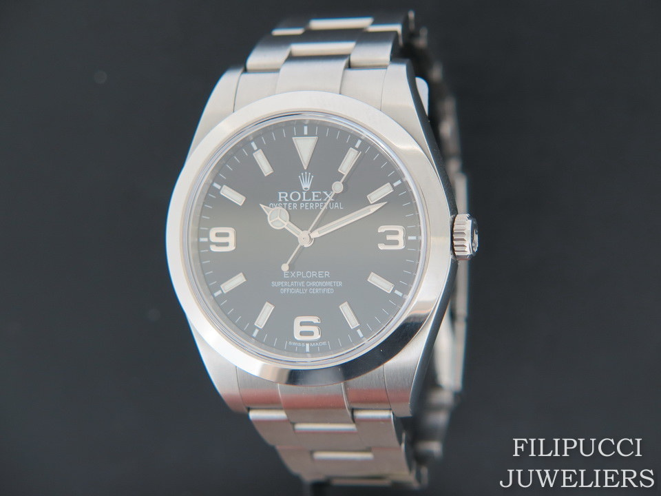 Rolex  Rolex Explorer 214270