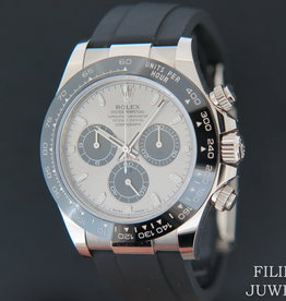 Rolex  Daytona White Gold Steel/Black Dial NEW 116519LN