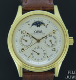 Oris Oris Complication Moonphase Silver Dial