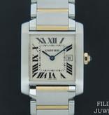 Cartier Cartier Tank Francaise MM Gold/Steel