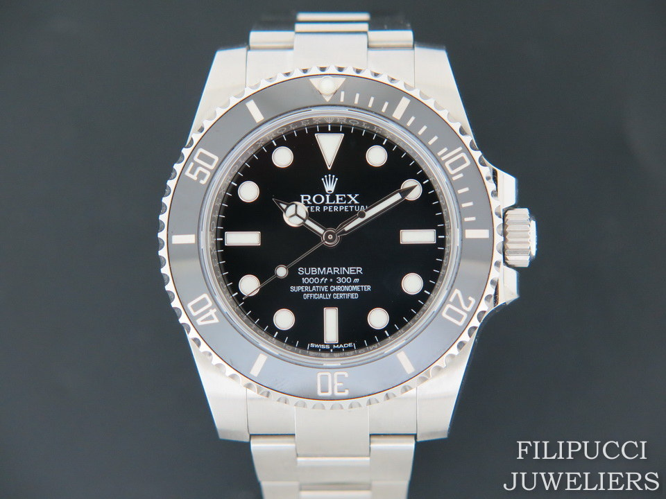 Rolex  Rolex Submariner No Date NEW 114060