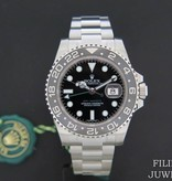 Rolex  Rolex GMT-Master II NEW 116710LN FULL STICKERS
