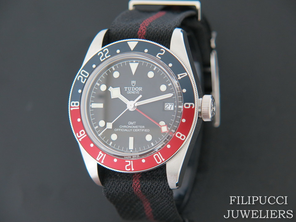Tudor Tudor Black Bay GMT NEW 79830RB