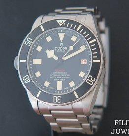 Tudor Pelagos Black LHD 25610TNL