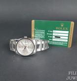 Rolex  Rolex Date Silver Dial 115234